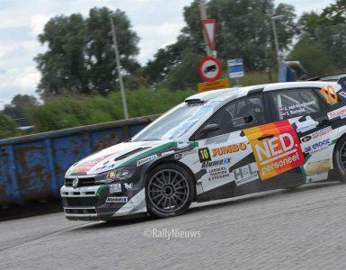 Jeroen van den Heuvel & Tim Rietveld - Volkswagen Polo GTI R5 - GTC Rally 2019