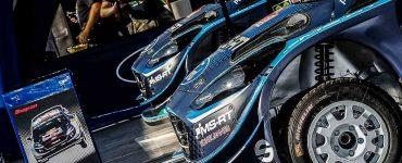 M-Sport - Ford Fiesta RS WRC - 2019