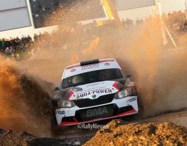 Christian Riedemann & Michael Wenzel - Skoda Fabia R5 - ADAC Rallye Sulingen 2018