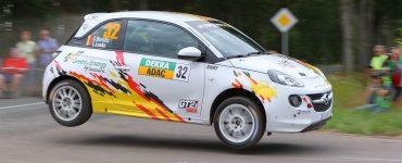 Gregoire Munster & Louis Louka - Opel Adam - ADAC Rallye Sulingen 2019
