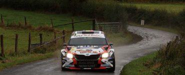 Adrian Fernemont - Skoda Fabia R5 - East Belgian Rally 2019