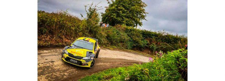 Gregoire Munster - Skoda Fabia R5 - East Belgian Rally 2019
