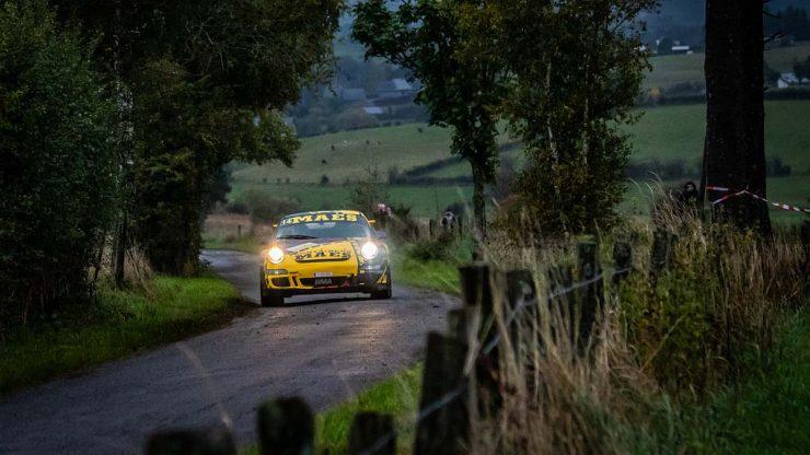 Patrick Snijers & Davy Thierie - Porsche 997 GT3 - East Belgian Rally 2019