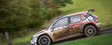 Pieter-Jan Michiel Cracco & Jasper Vermeulen - Skoda Fabia R5 - East Belgian Rally 2019
