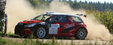 Roald Leemans & Christiaan Paul van Waardenburg - DS3 R5 - Hellendoornrally 2019