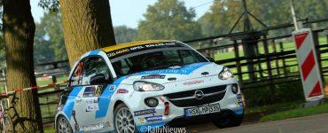 Ernst Kranenburg & Peter van Teunenbroek - Opel Adam - Achterhoek Berkelland Rally 2019