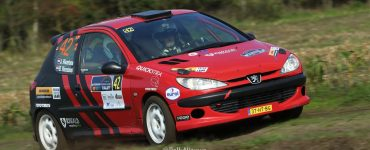 Jasper Riezebok & Bas Riezebos - Peugeot 206 - Achterhoek Berkelland Rally 2019