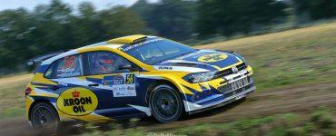 Kevin van Deijne & Hein Verschuuren - Volkswagen Polo R5 - Achterhoek Berkelland Rally 2019
