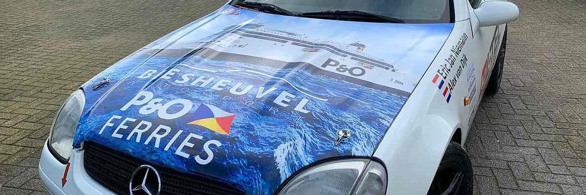Mercedes 230 SLK Cup - Twente Shortrally 2019
