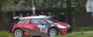Roald Leemans & Christiaan Paul van Waardenburg - Citroën DS3 R5 - Twente Rally 2019