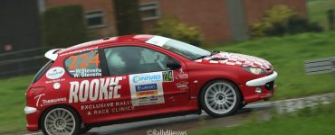 Wim Stevens & Wesley Stevens - Peugeot 206 RC - Twente Shortrally