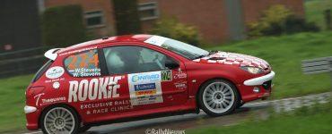 Wim Stevens & Wesley Stevens - Peugeot 206 RC - Twente Shortrally