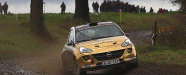 Timo van der Marel & Rebecca van der Marel - Opel Adam R2 - Rallye du Condroz 2019