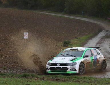 Vincent Verschueren & Stephane Prevot - Volkswagen Polo R5 - Rallye du Condroz 2019