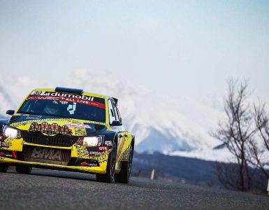 Gregoire Munster & Louis Louka - Skoda Fabia R5 - Rally Monte Carlo 2020