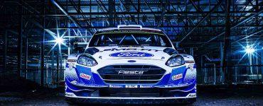 M-Sport - Ford Fiesta WRC - 2020