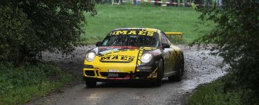 Patrick Snijers & Davy Thierie - Porsche 997 GT3 - Haspengouw Rally 2020