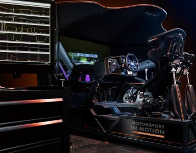 Motorsport in Motion - simulator
