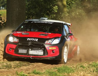 Roald Leemans & Chris van Waardenburg - DS3 R5 - Vechtdalrally 2020