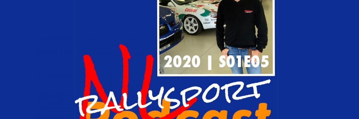 NL Rallysport Podcast - Erik Wevers