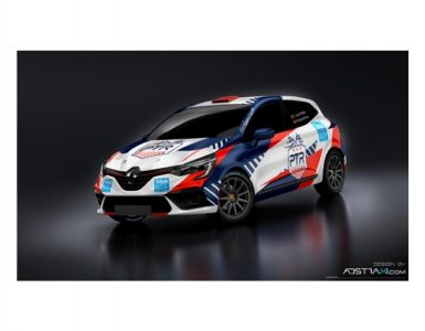 Renault Clio Rally5 - PTR - 2021