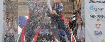 Bob de Jong & Bjorn Degandt - GTC Rally- 2019
