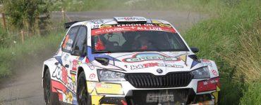 PJM Cracco & Jasper Vermeulen - Skoda Fabia R5 - Ypres Rally 2021