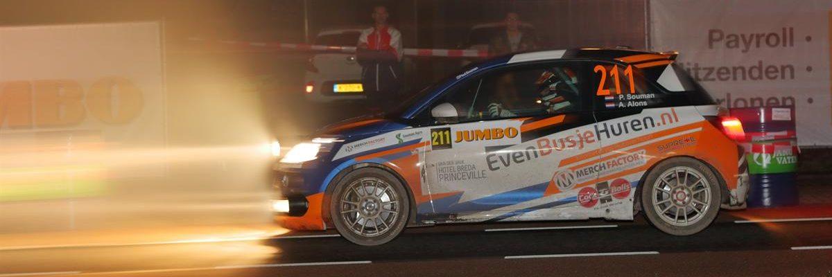 Paul Souman & Arjen Alons - Opel Adam - GTC Rally 2021